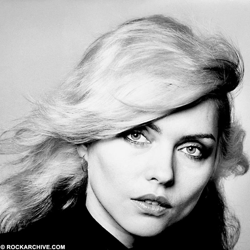 Blondie, Debbie Harry in London, 1978 Photo | Fine Art Print by Allan Ballard