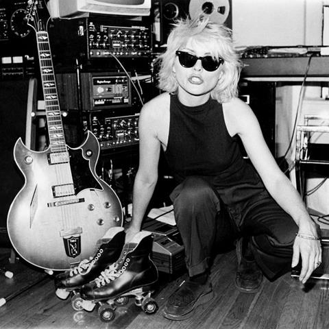 Blondie, Debbie Harry in New York, 1978 Photo | Fine Art Print by Allan Ballard