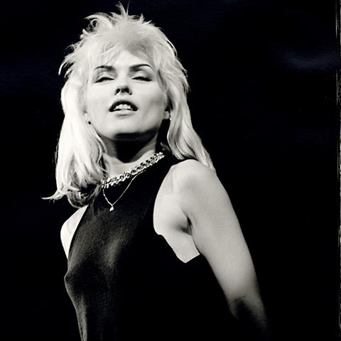 Blondie, Debby Harry in Scotland, 1977 | Fine Art Print by Jill Furmanovsky