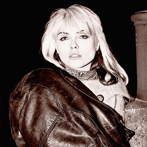 Blondie, Debbie Harry in London, 1977 Photo | Fine Art Print by Sheila Rock