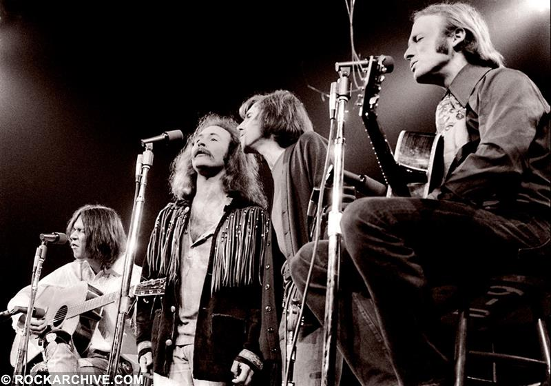 Crosby, Stills, Nash & Young (CY001RS)