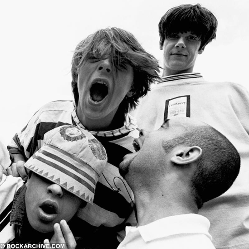 Stone Roses Photos Limited Edition Prints Images For Sale