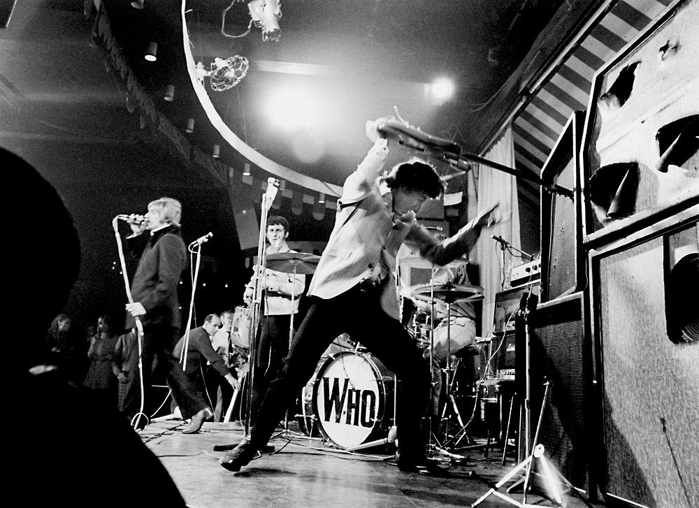 The Who by Ray Stevenson, London 1967