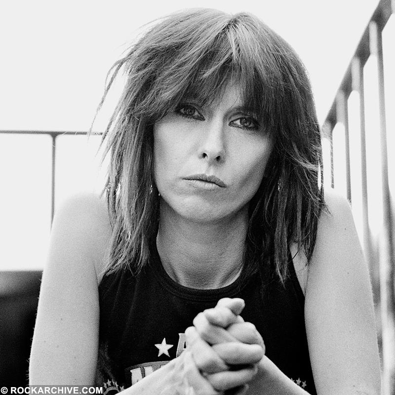 Chrissie Hynde (CHRIS001JF)