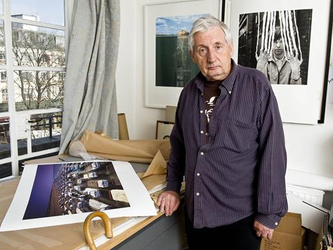Jill Furmanovsky in conversation with Storm Thorgerson