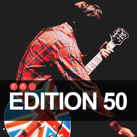 Rockarchive Edition 50