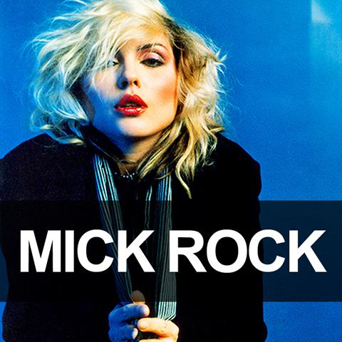 Mick Rock Limited Edition Print Collection