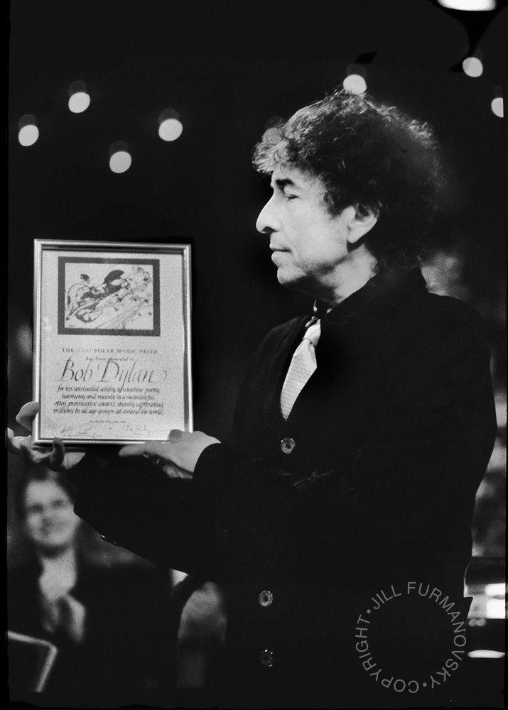 Rockarchive celebrates Bob Dylan winning The Nobel Prize for Literature with an exclusive feature