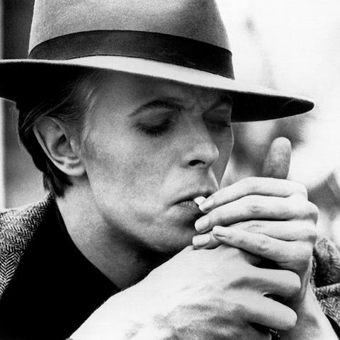 Geoff MacCormack's Amazing Photographic Journey with David Bowie