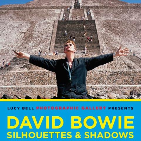 David Bowie Remembered Exhibition: Lucy Bell Gallery, Hastings