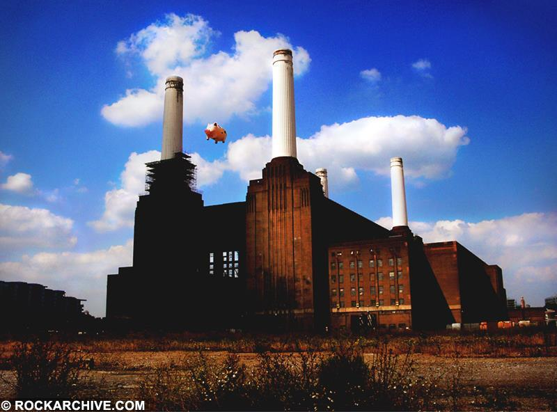 Pink Floyd 'Animals' album turns 40 - Jill Furmanovsky