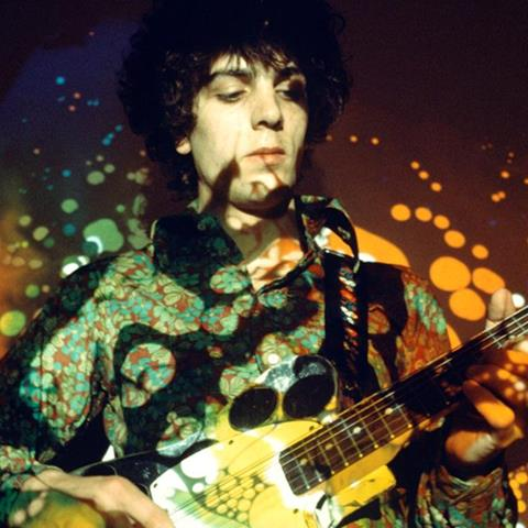 Syd Barrett - Guiding Light and Music Legend