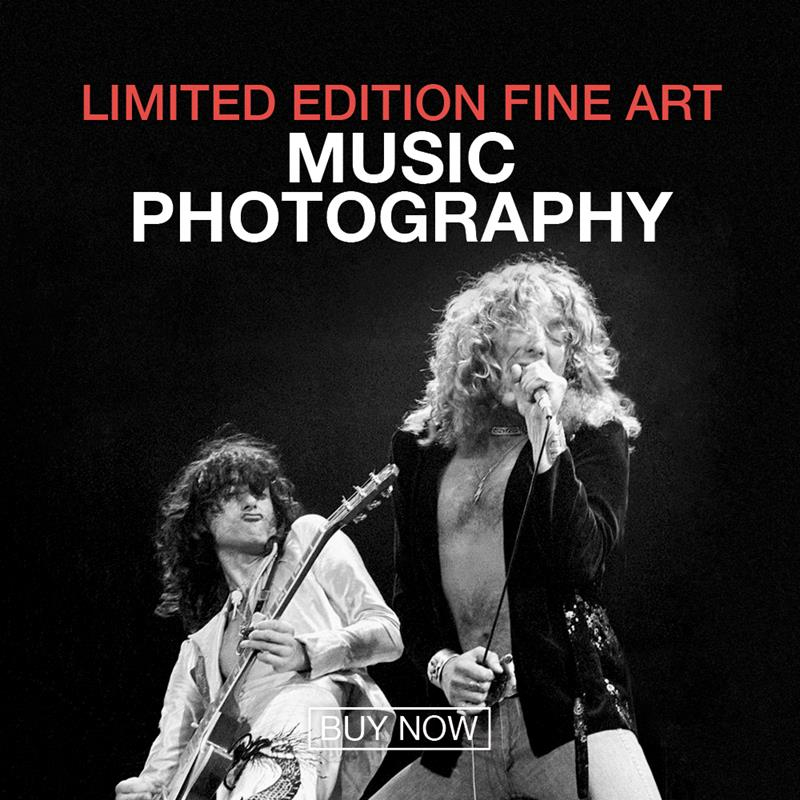 Rockarchive Music Photography   Limited Edition Prints For Sale