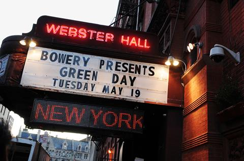 Legendary New York Concert Venue Webster Hall To Close