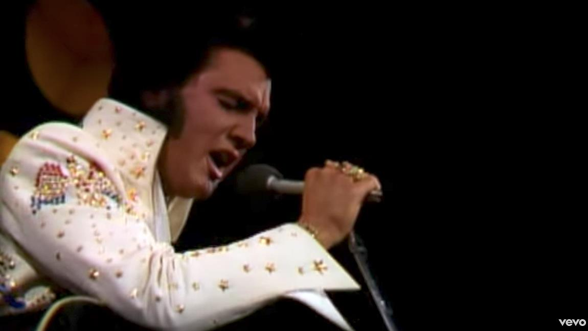 This Year is the 40th Anniversary of Elvis Presley's Death
