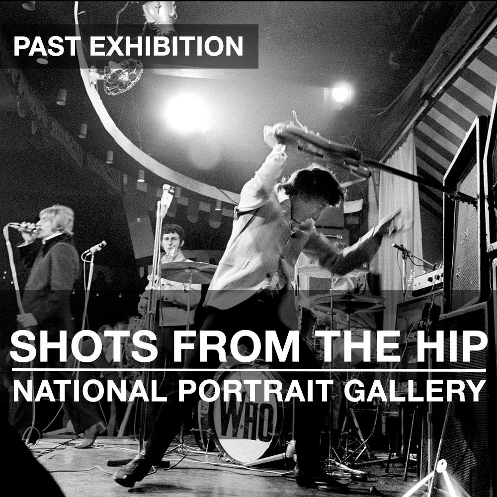 Shots from the Hip: National Portrait Gallery