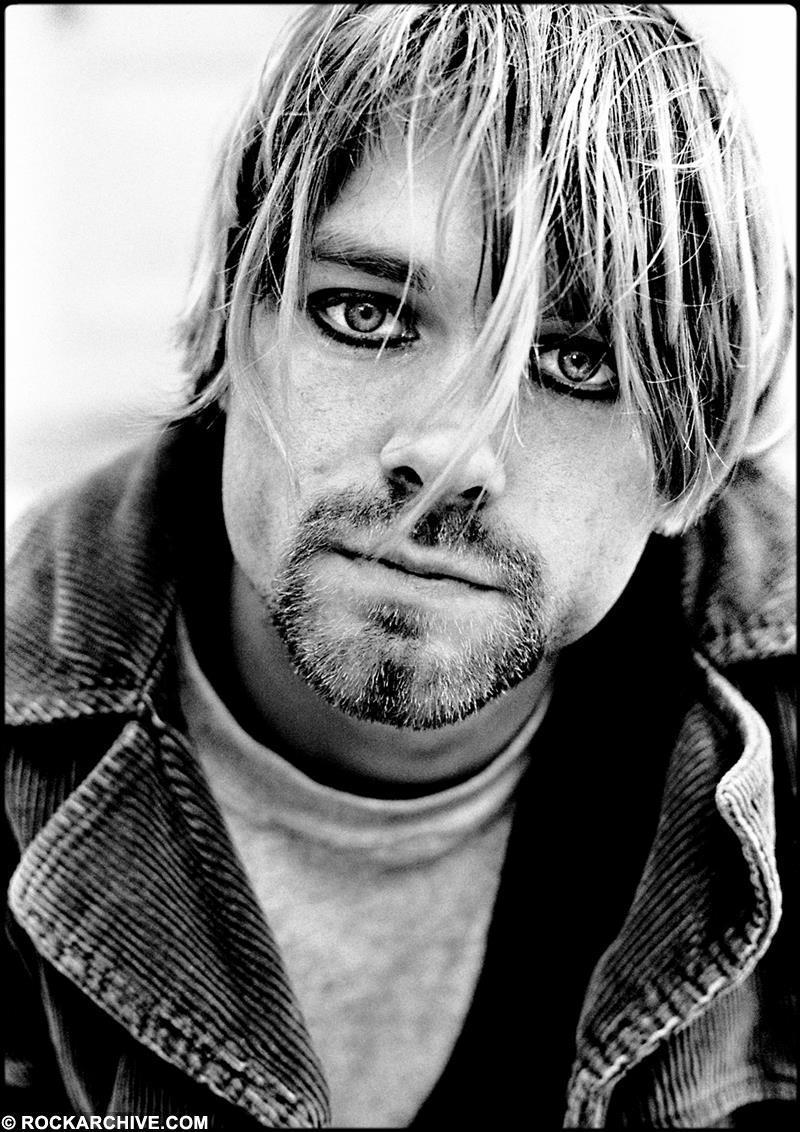 Kurt Cobain Visual Artist And Painter