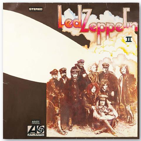 Led Zeppelin (LZ001MOHO)
