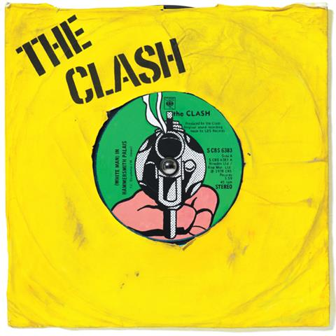 Clash, The (CL001MOHO)