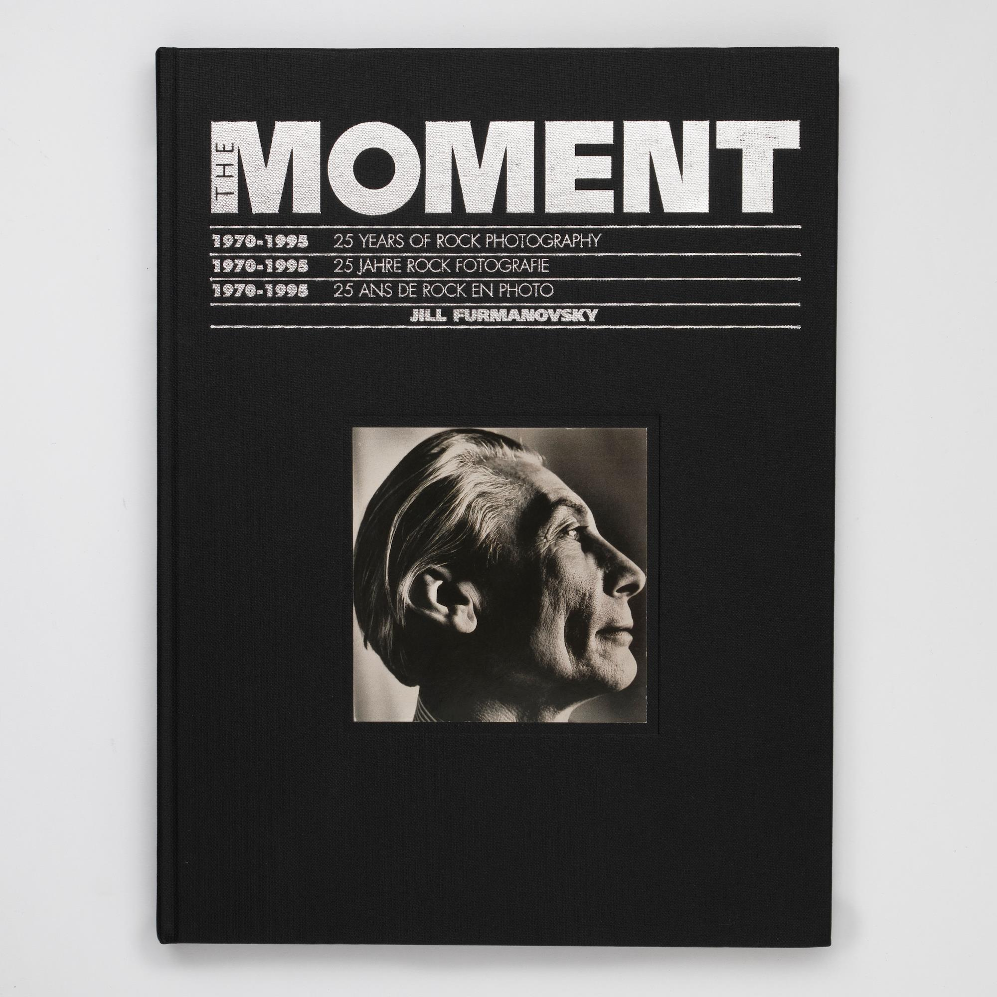 The Moment by Jill Furmanovsky