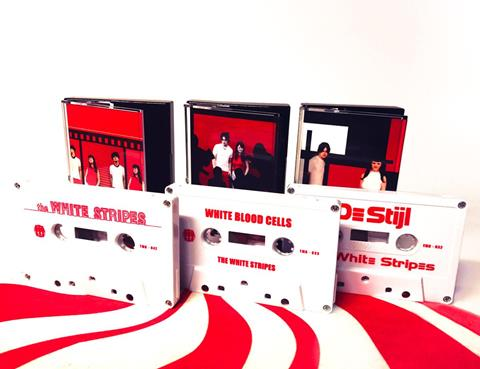 The White Stripes Get Cassette Tape Release, Jack White Authors Kids' Book