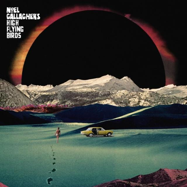 "Artwork for Noel Gallagher's High Flying Bird's single ""Holy Mountain"". Image credit: Sour Mash Records / Big Brother Recordings"