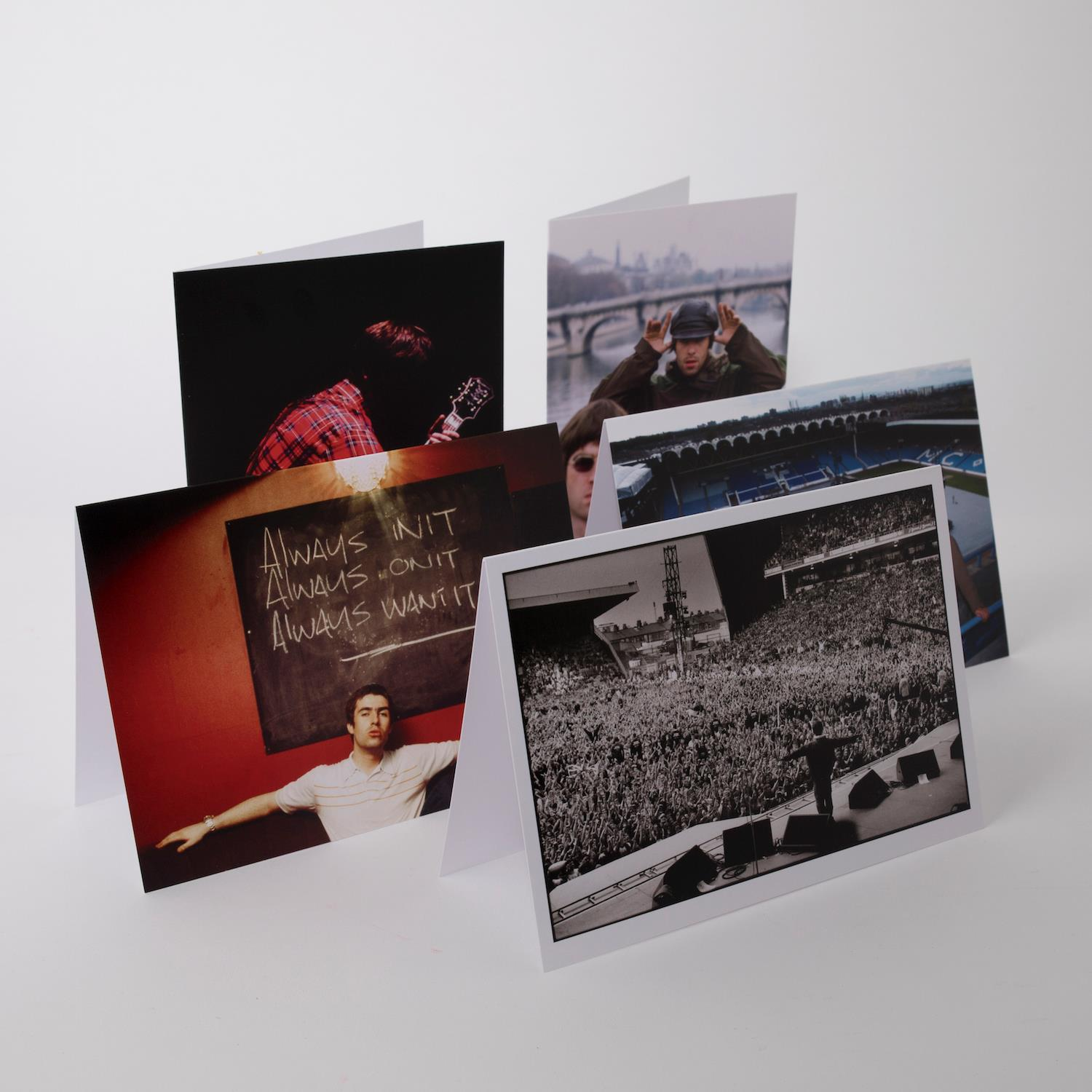 Oasis Greetings Card Pack