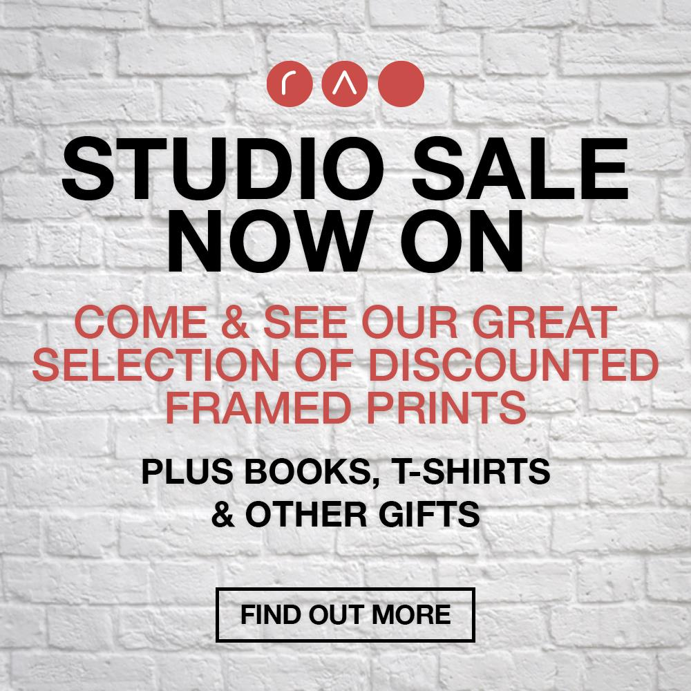 Rockarchive Exhibition & Studio Sale