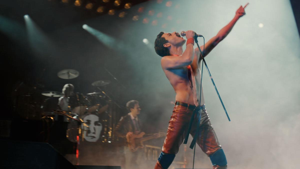 Rami Malek as Freddie Mercury in upcoming Queen movie 'Bohemian Rhapsody'. Image courtesy 20th Century Fox / Queen Online