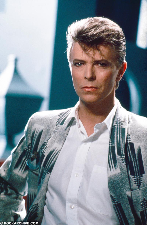 David Bowie: Life in pictures - Mirror Online |David Bowie 1985