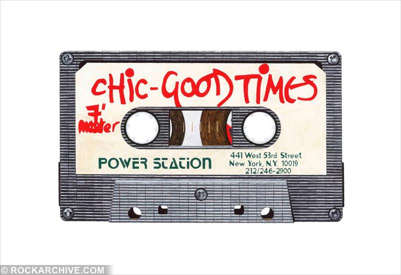 Chic Good Times by artist Horace Panter