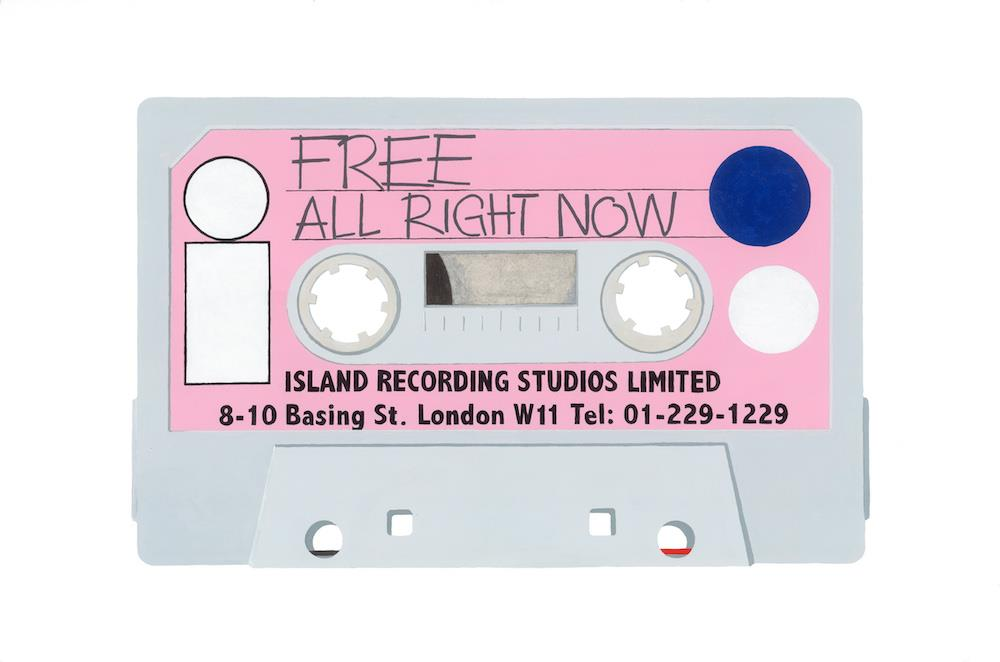 Free by artist Horace Panter | Buy limited edition fine art prints