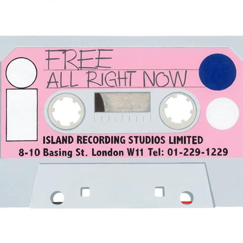 Free by artist Horace Panter
