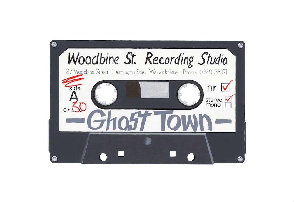 The Special 'Ghost Town' by artist Horace Panter | Buy limited edition fine art prints