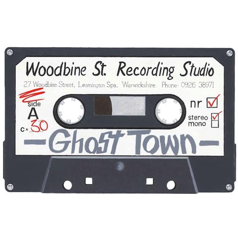 The Specials Ghost Town by artist Horace Panter