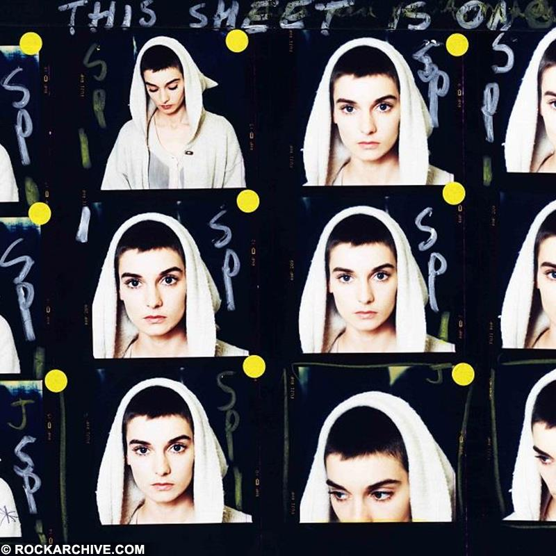 Sinead O'Connor (SO005JF)