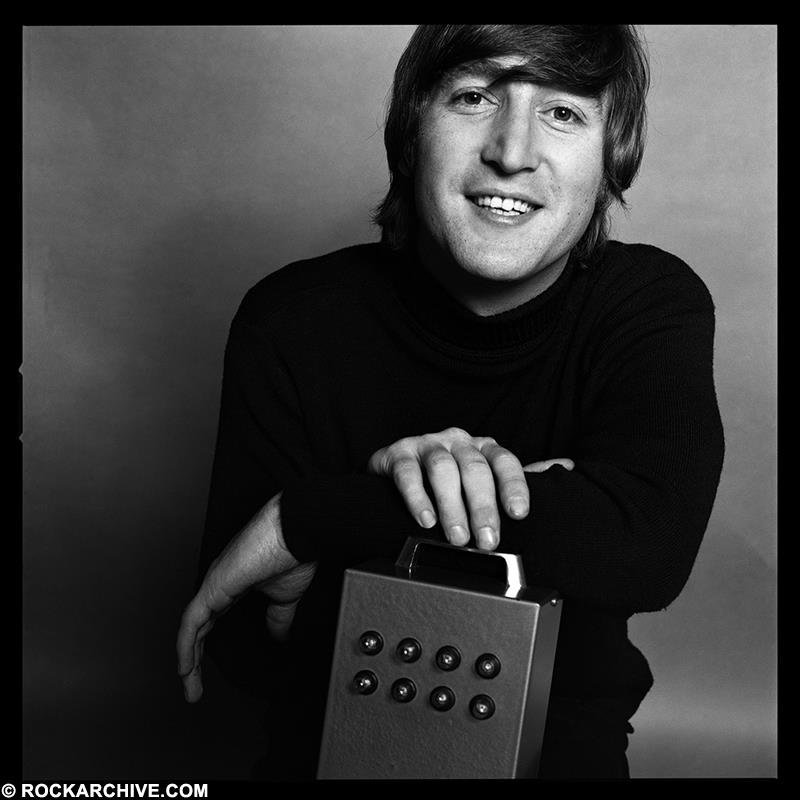 John Lennon by Duffy