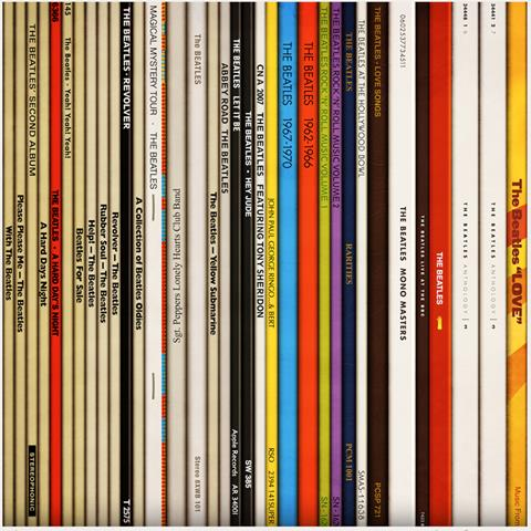 Beatles, The (SPINES004KEHA)