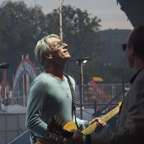 GLASTONBURY PAUL WELLER