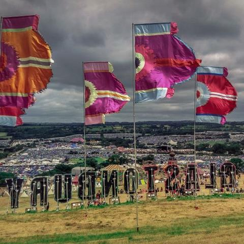 Glastonbury Flags Field (GLAS001ANDI)