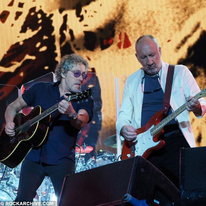 Glastonbury The Who (WH005JF)