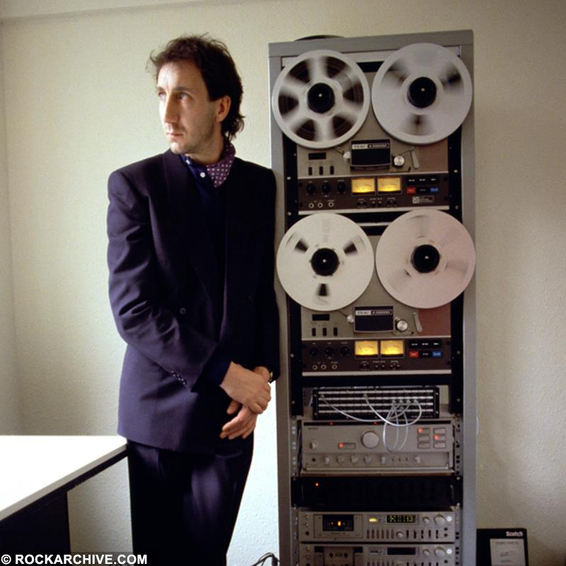 Pete Townshend (PTOW001MAGO(