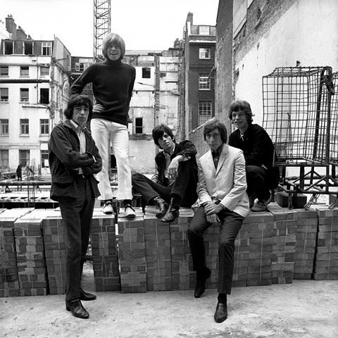 Rolling Stones, The (RS014GM)